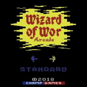 Wizard of wor Atari 2600