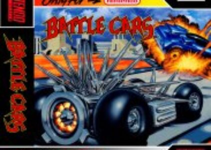 Battle Cars (SUPER NES)