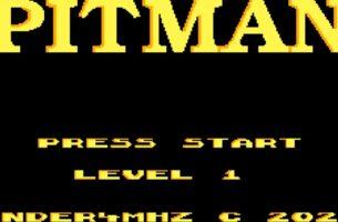 Pitman llega ahora a Master System